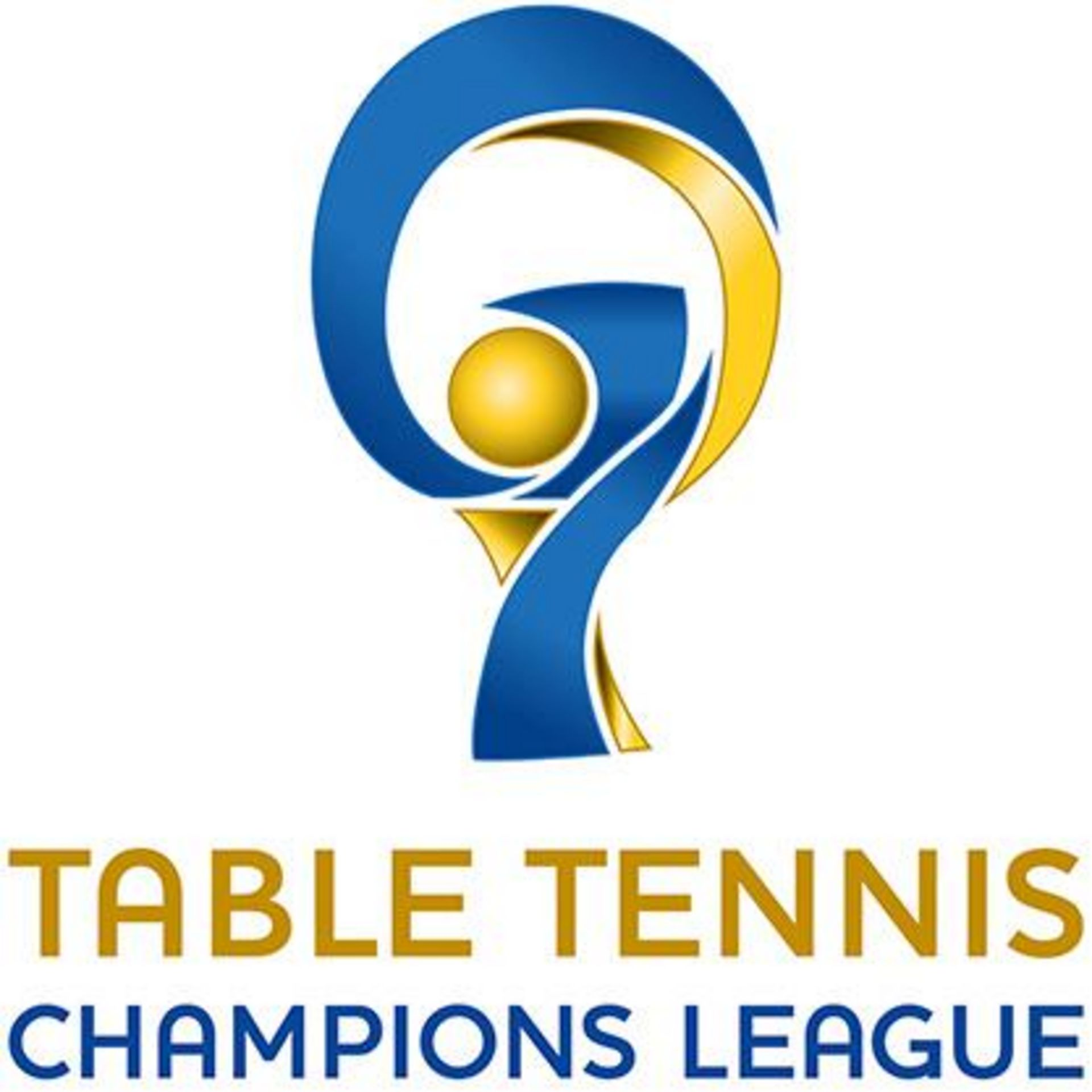 Logo- Table Tennis Championsleague
